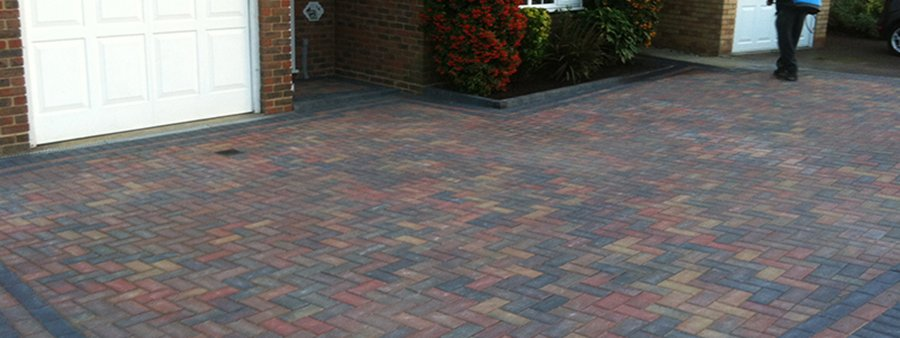 Block Paving Drive Installed in Maldon