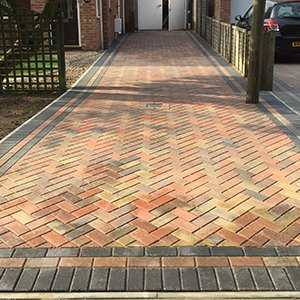 Block Paving in Tiptree